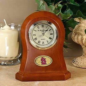 St. Louis Cardinals Memory Company Desk Clock MLB Baseball Fan Shop Sports Team... by Memory Company