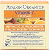 Renew Avalon Vitamin C Rejuvenating Oil-Free Moisturizer, 2-Ounce Bottle