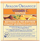 Renew Avalon Vitamin C Rejuvenating Oil-Free Moisturizer, 2-Ounce Bottle