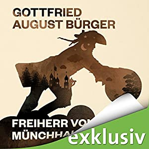 Freiherr von Münchhausen Hörbuch