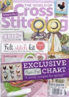 The World of Cross Stitching Magazine (#212)…
