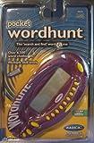 Electronic Pocket Wordhunt Handheld Game - By: Radica