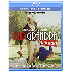 Jackass: Bad Grandpa [Blu-ray]