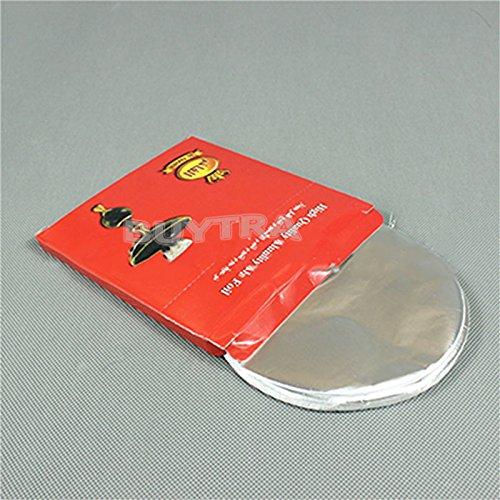 BESTIM INCUK Lot von 50 Aluminium f¨¹r Shisha Shisha Nargila Bowl Pfeife