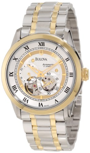 Bulova Mens 98A123 BVA-SERIES 120 Automatic bracelet Watch