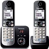Panasonic KX-TG6822GB DECT Schnurlostelefon Grafik-Display