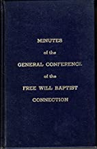 Minutes of the General Conference of the…