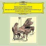 モーツァルト:キラキラ星変奏曲、2台のピアノのためのソナタ 他