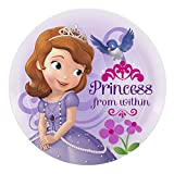 Zak Designs Disney's Sofia The First Plastic Plate/Bowl and Tumbler Gift Set