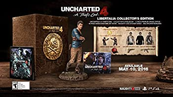 Uncharted 4: A Thief's End Libertalia for PS4