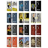 Official Star Trek Iconic Characters TOS Leather Book Wallet Case Cover For LG Nexus 5X