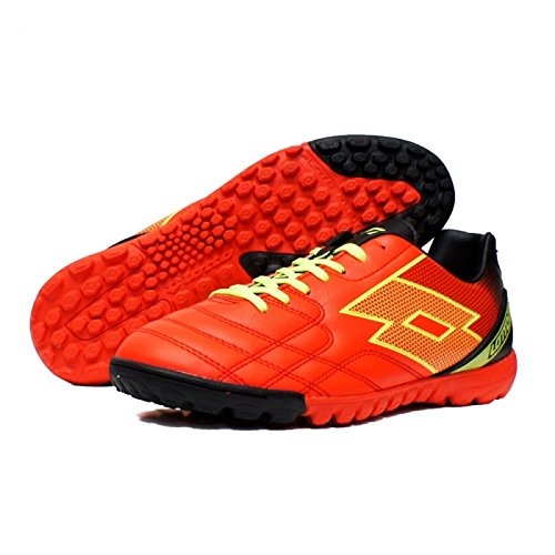 lotto-chaussures-pour-homme-special-foot-en-salle-rouge-rosso-43-eu