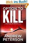 Option to Kill (Nathan McBride, Book 3)