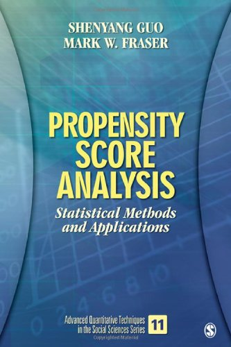 Propensity Score Analysis: Statistical Methods and...