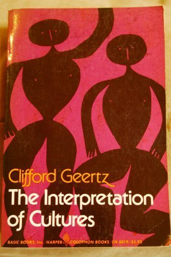 a literary analysis of the critical essay by clifford geertz