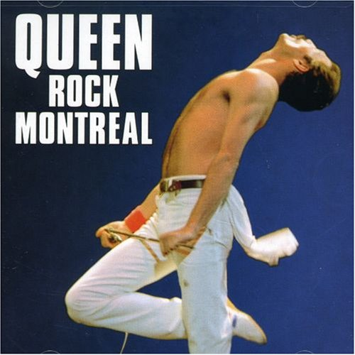 Queen Rock Montreal artwork