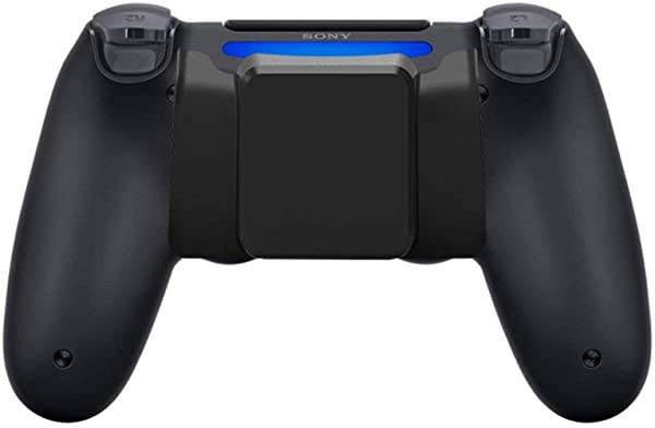 Skywin Wireless Charging Adapter for PS4 Dualshock Controller - Qi Wireless Charging Receiver Compatible with PS4 Controller - Charge PS4 Controller Wireless