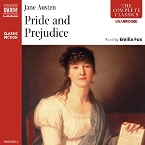 Pride and Prejudice Hörbuch