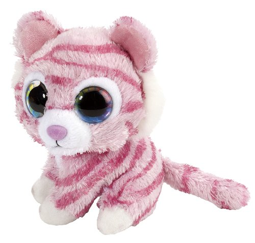 Wild Republic L'Il Sweet & Sassy Tiger Peppermint Plush