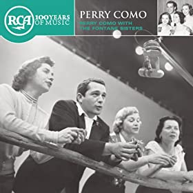 Perry Como with the Fontane Sisters