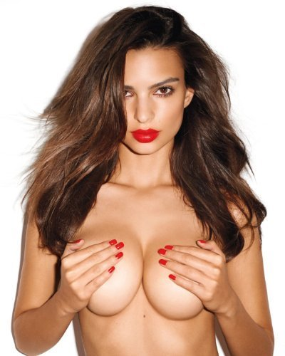 Emily Ratajkowski 8x10 Celebrity Photo #03 by Lissy's Photos [並行輸入品]