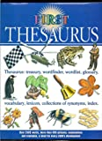 img - for First Thesaurus book / textbook / text book