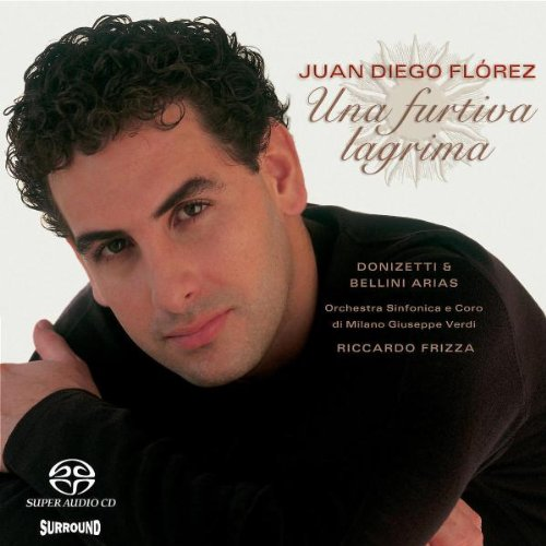 Una Furtiva Lagrima -  Florez - CD (super audio CD)