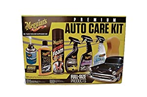 Meguiar's 7-Piece Ultimate Car Lover's Car Care Gift Set