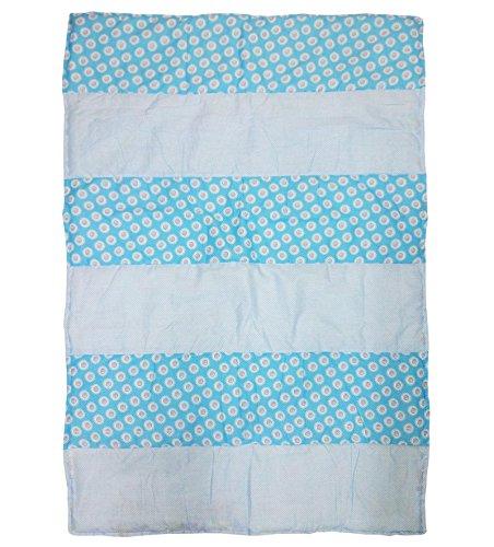 Wonderkids Polka Print Baby Quilt