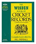 Wisden Book of Cricket Records