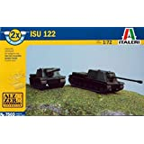 Italeri 1:72 Isu 122 Two Fast Assembled Plastic Model Kits 9 Parts Each #7503