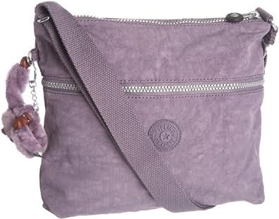 Kipling Sabalo, Sacs portés épaule mode femme  - Violet (Lilas)