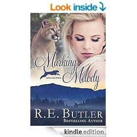 Marking Melody (Ashland Pride Book 3)
