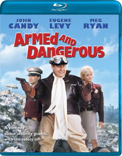 Armed and Dangerous [Blu-ray]