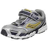 Saucony Ride A/C Running Shoe (Toddler)