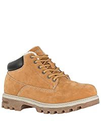 Lugz Men's Empire Fleece WR Thermabuck Boot