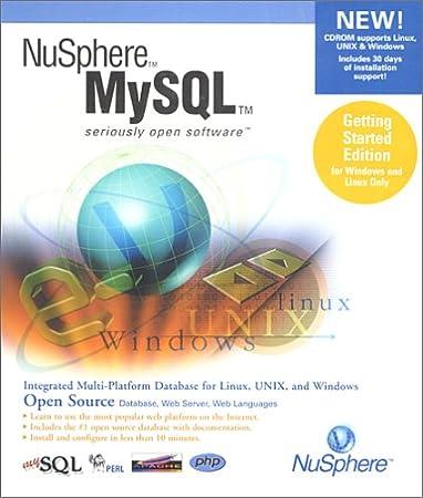 NuSphere MySQL