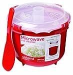 Sistema Rice Steamer, Red