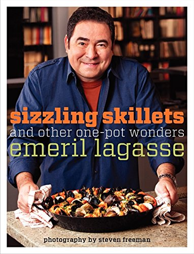 Sizzling Skillets and Other One-Pot Wonders (Emeril's) PDF