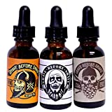 Grave Before Shave Beard Oil 3 Pack