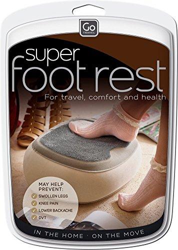design-go-super-foot-rest-travel-accessory-grey