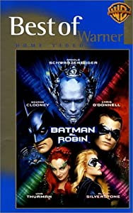 Batman & Robin [VHS]