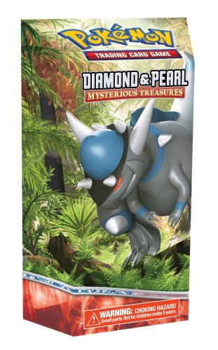 Pokemon Trading Card Game: Diamond & Pearl Mysterious Treasures