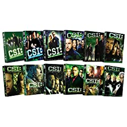 CSI: Crime Scene Investigation - Seasons 1-12