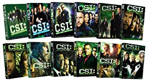 CSI: Crime Scene Investigation - Seasons 1-12