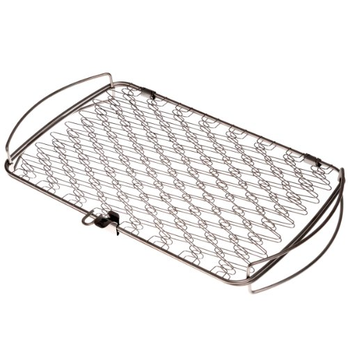 Weber 6471 Original Stainless Steel Fish Basket, Large (Grill Cage compare prices)