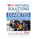 Natural Solutions for Diabetes (Readers Digest)by VARIOUS