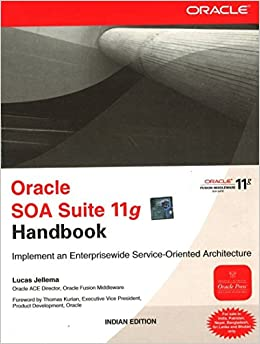 Oracle SOA Suite 11g Handbook 1st Edition price comparison at Flipkart, Amazon, Crossword, Uread, Bookadda, Landmark, Homeshop18