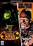 The Evil Dead/The Hills Have Eyes [DVD]