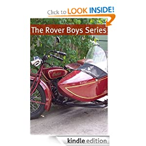 Amazon.com: The Rover Boys Series (24+ Books) eBook: Edward Stratemeyer, Golgotha Press: Kindle Store